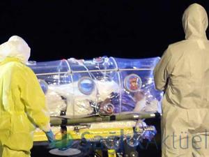 İspanya'da gündem Ebola