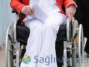 Sağlık Bakanlığı 700 engelli memur alacak