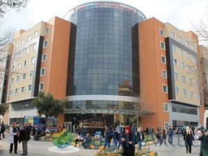 Binlerce kişinin gittiği hastane de kapatıldı