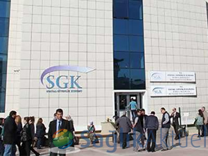 Bursa SGK'da, polis dinlemeyi araştırdı