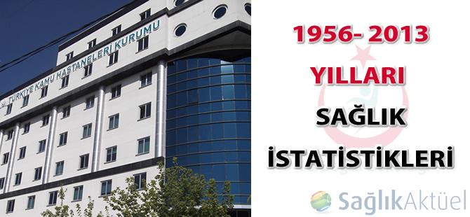 Sağlık İstatistik Yıllıkları (1956 - 2013)