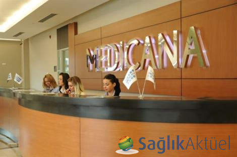 Medicana Sivas Hastanesi hizmete açıldı
