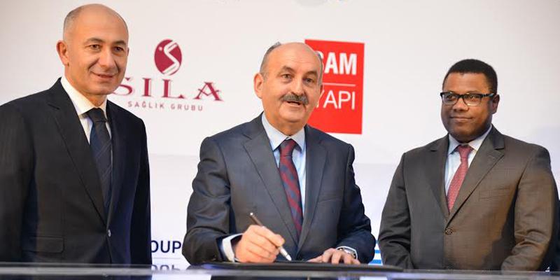 Adana Entegre Sağlık Kampüsü Finansal Anlaşması İmzalandı