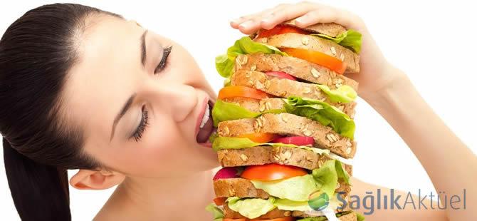 Türkiye kalori listesinde derece yaptı