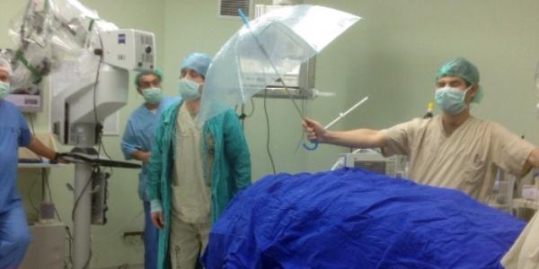 'Ameliyathaneyi su bastı' haberine soruşturma