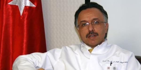 YÖK üyeliğine Kapıcıoğlu atandı