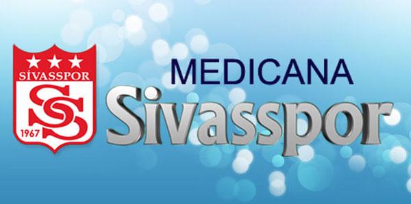 Medicana Sağlık Grubu, Sivasspor'a isim sponsoru oldu