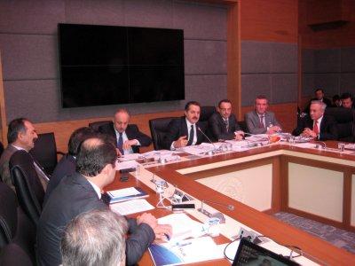 'İş Sağlığı ve Güvenliği Tasarısı' alt komisyondan geçti