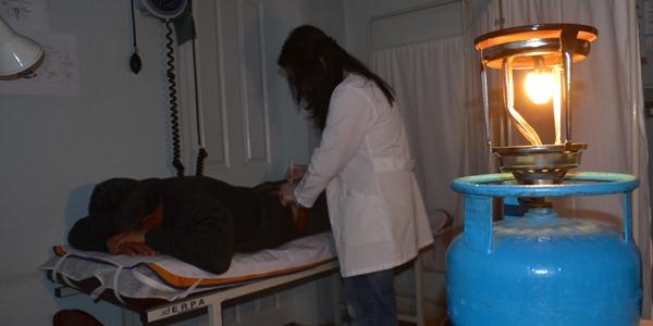 ASM'de lüks ışığında sağlık hizmeti!
