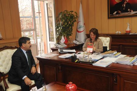 THSK Başkanı'ndan cumartesi nöbetlerinin kaldırılması talep edildi