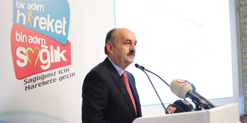 Bakan Müezzinoğlu, sağlıkta 2014'ü değerlendirdi