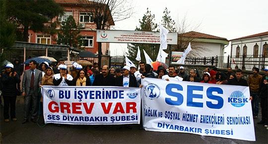 Diyarbakır'da 'yaşlı hemşireler sürgün ediliyor' iddiası