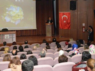 Türkiye Halk Sağlığı Kurumu, 2014 yılı başarı belgelerini dağıttı