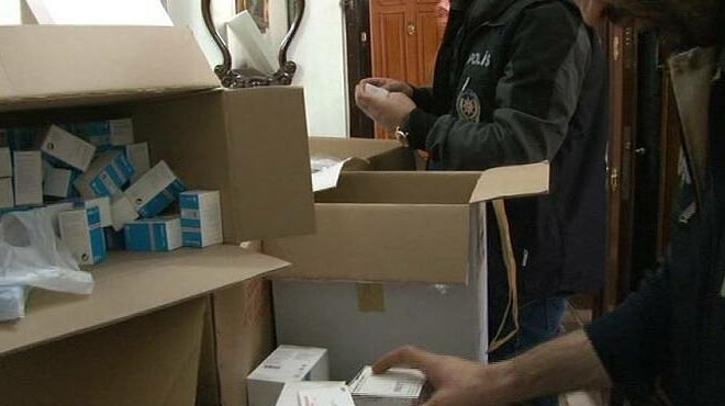 Parası SGK'dan tahsil edilen kanser ilaçları zengin Suriyelilere satılmış!