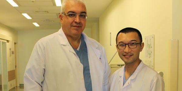 ABD'li doktorları Türk cerrahlar eğitiyor