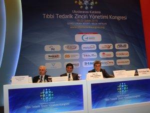 """""""Tıbbi Tedarik Zinciri Yönetimi Kongresi"""" Antalya'da gerçekleştiriliyor"""