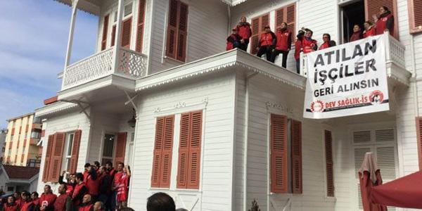 Gözaltına alınan 35 hastane çalışanı serbest bırakıldı