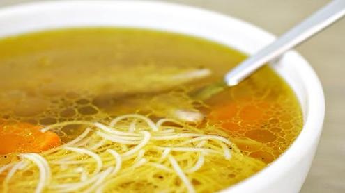 Tavuk suyu çorbası neden gribe iyi gelir?