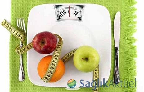 Diyetsiz, sağlıklı yaşam ile kilo vermenin 10 formülü