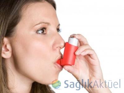 Astım hastalarını en çok grip etkiliyor
