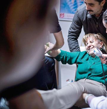Özel hastanede yoğunbakıma haciz şoku!