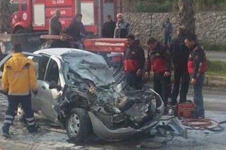 Doktor trafik kazası kurbanı oldu