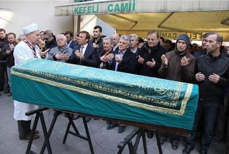 Tabip Odası Başkanı Özkan'ın acı günü