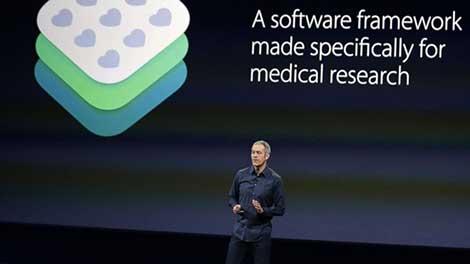 Apple'dan doktorlara müjde: ResearchKit