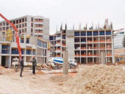 TOKİ: 286'ya yakın hastane inşa ediyoruz