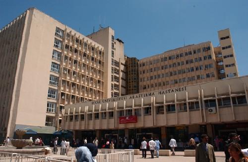 Diyarbakır'da 136 yataklı acil travmatoloji hastanesi açıldı