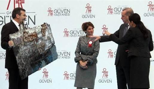 Erdoğan Güven Sağlık Kampüsü'nün açılışını yaptı