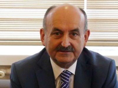 Sağlık Bakanı Müezzinoğlu'ndan 14 Mayıs Eczacılık Günü mesajı
