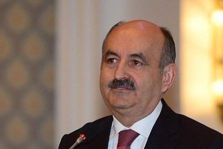 Sağlık Bakanı Müezzinoğlu'ndan taziye mesajı