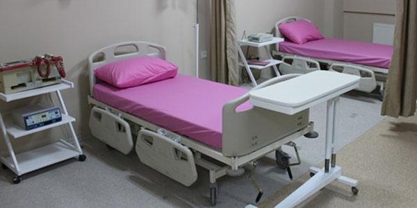 Hastanedeki yatağından düşürüldü, öldü iddiası