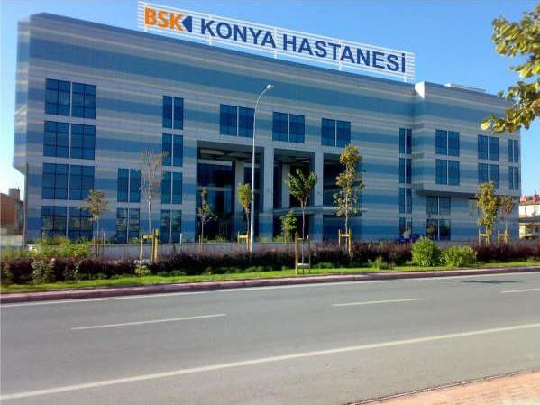 """Konya Sağlık Sisteminde """"BSK"""" İmzası"""