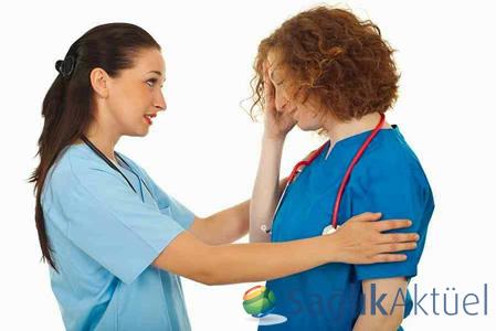 Sağlık çalışanının yüzde 92'si yöneticilerinden memnun değil