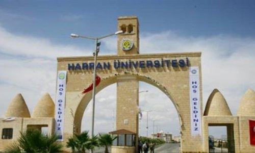 Harran Üniversitesi'nden o haber için yalanlama
