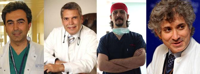İşte adını dünyaya duyuran Türk hekimleri!