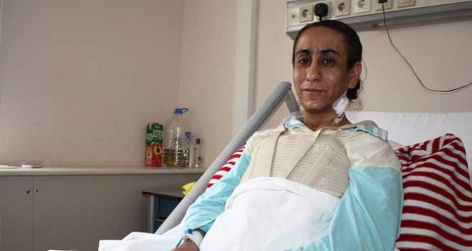 Kalbinden 35 santim tümör çıktı, tıp tarihine geçti