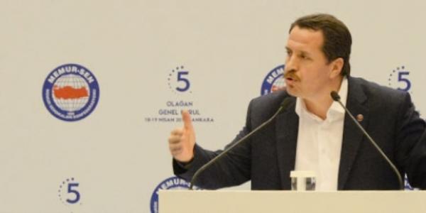 Ali Yalçın, Memur-Sen Genel Başkanı oldu