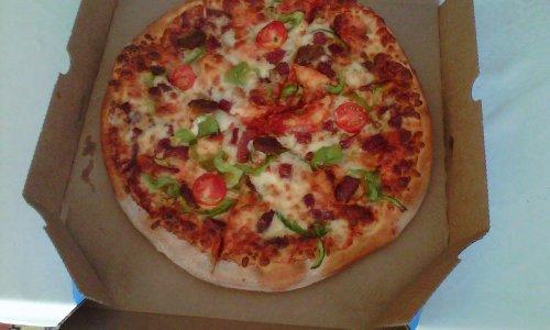 Pizza kutularında kanserojen madde uyarısı