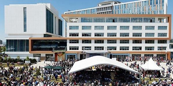 LÖSANTE Çocuk ve Yetişkin Hastanesi açıldı