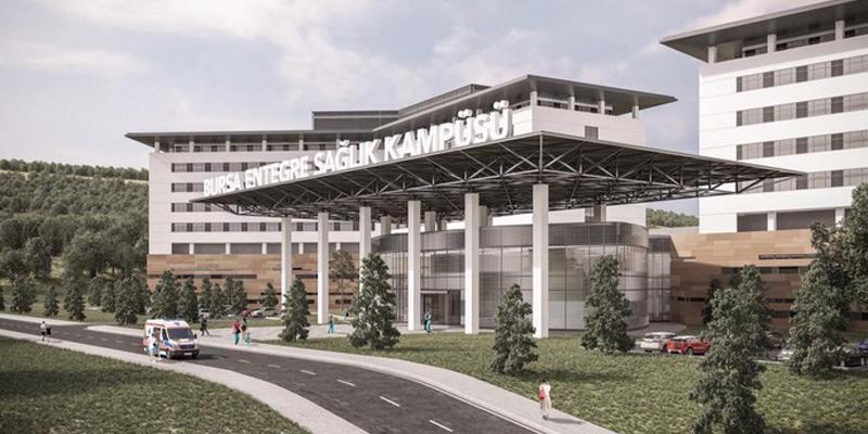 Bursa'da askeri alana dev sağlık kompleksi yapılacak