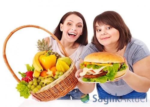 Parmak izi gibi diyet de farklı olmalı!