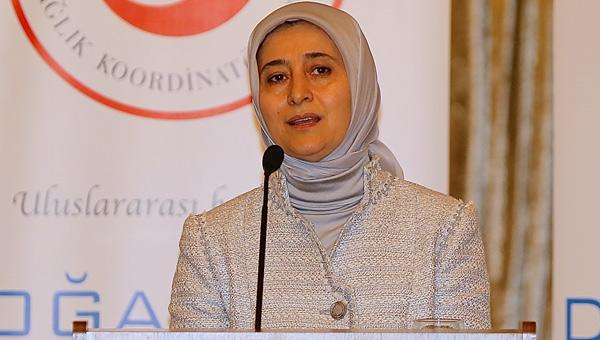 Sare Davutoğlu: Sağlıksız beslenme alışkanlıkları, toplumun sağlığını tehdit ediyor