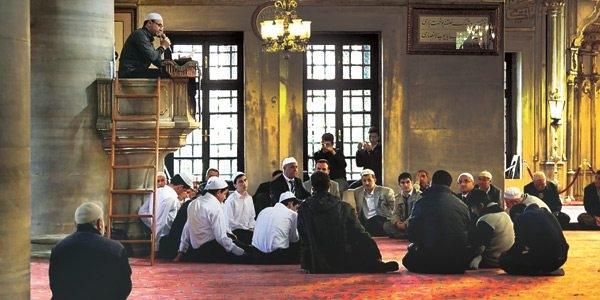 Bakanlıktan din adamlarına sağlık eğitimi