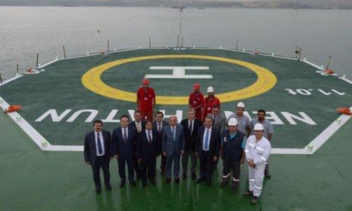 Türkiye'nin ilk ve tek acil müdahale gemisi hizmete girdi