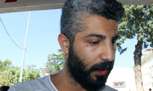 Gaziantep'te hasta yakını doktoru darp etti