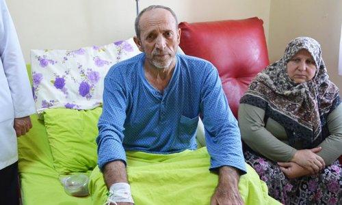 Karaciğerindeki gazlı bezle 34 yıl yaşadı