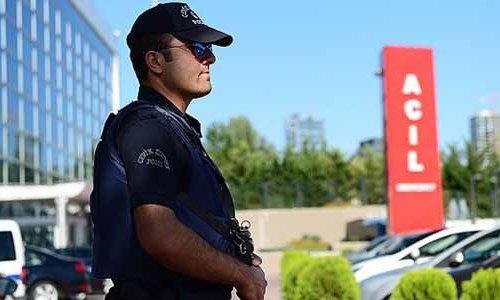 Sağlıkta şiddetin önlenmesi için 4 bin polis alınacak